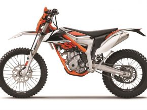 KTM FREERIDE 250 F MY 2018_Studio_90 degree left