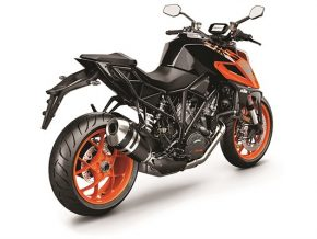 KTM 1290 SUPER DUKE R MY19 Black-Orange