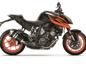 KTM 1290 SUPER DUKE R MY19 Black-Orange1