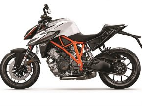 KTM 1290 SUPER DUKE R MY19 Black-White 19