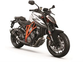 KTM 1290 SUPER DUKE R MY19 Black-White F