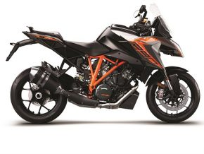KTM 1290 Super Duke GT MY19 Black 90-Rig