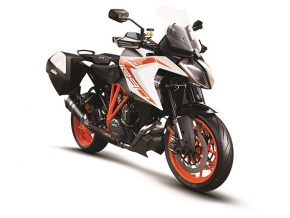 KTM 1290 Super Duke GT MY19 Orange CASE
