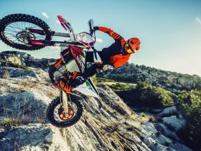 Action KTM 450 EXC-F SIX DAYS MY2020