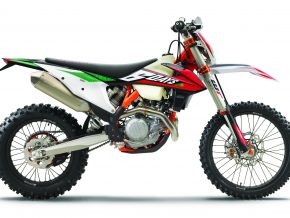 Studio KTM 450 EXC-F SIX DAYS MY2020